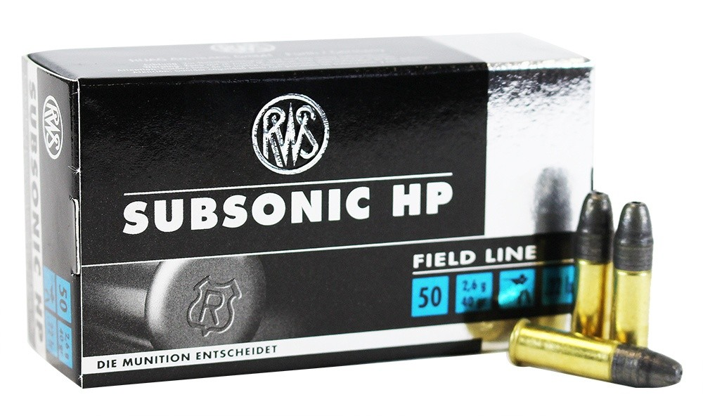 22lr subsonic