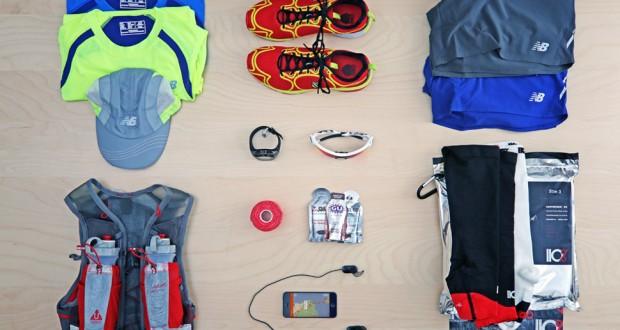 accessoires course à pied