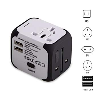 adaptateur international
