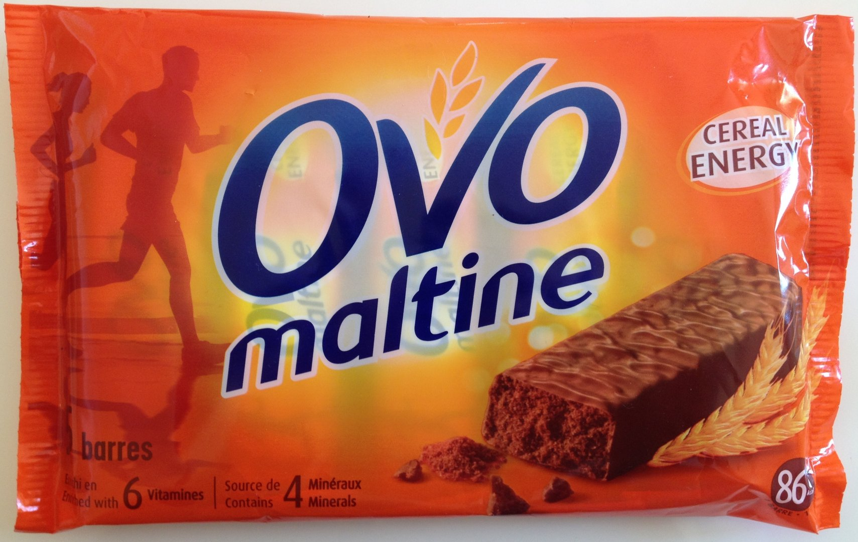 barre ovomaltine