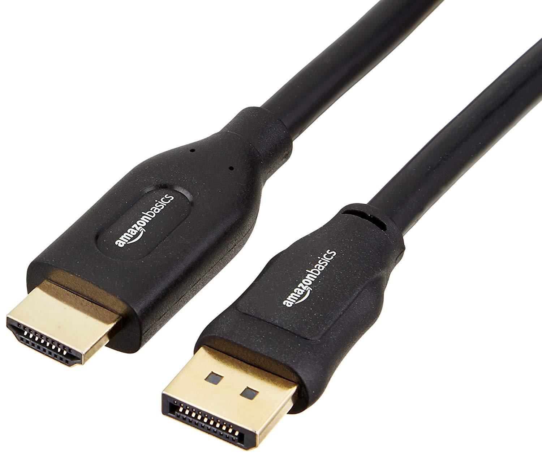cable displayport hdmi