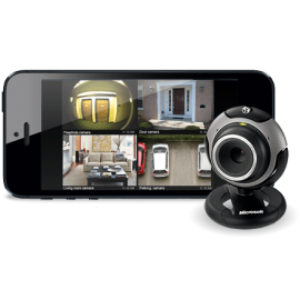 camera connectée iphone