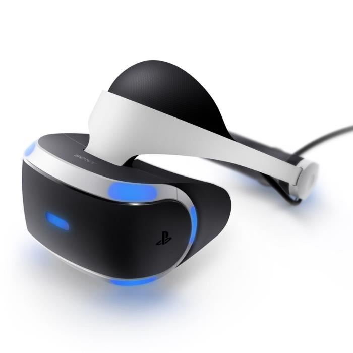 casque ps4 vr