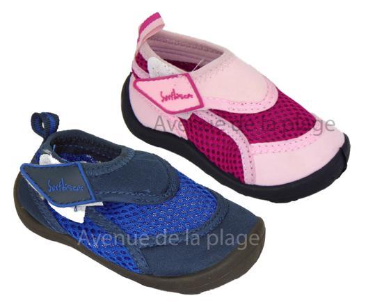 chaussure plage bebe