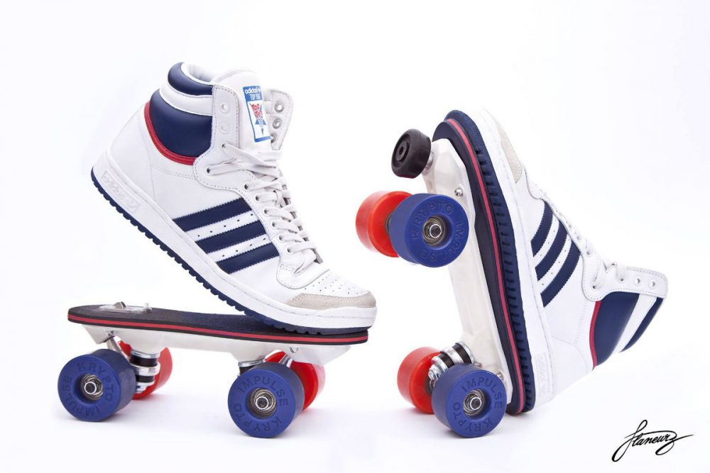 chaussure roller