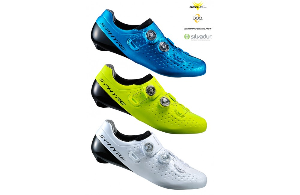 chaussure velo route shimano