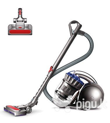 dyson ball up top