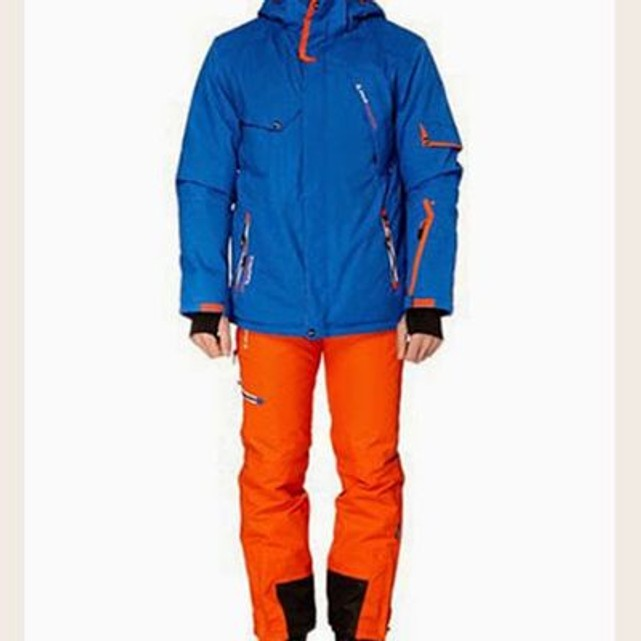 ensemble de ski homme