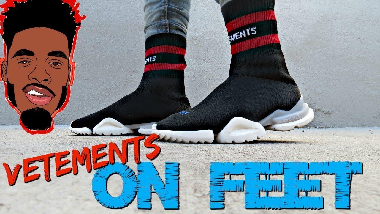 foot vetement