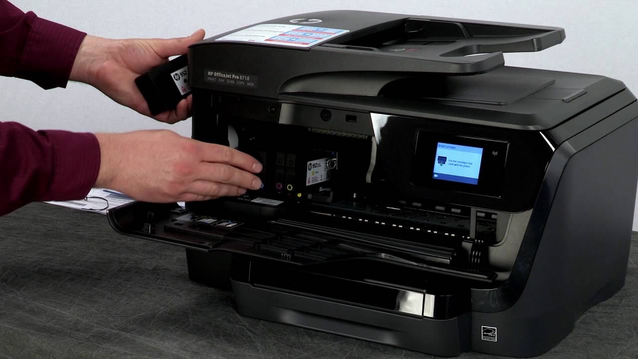 imprimante hp officejet pro 6970