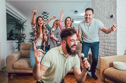 karaoke maison