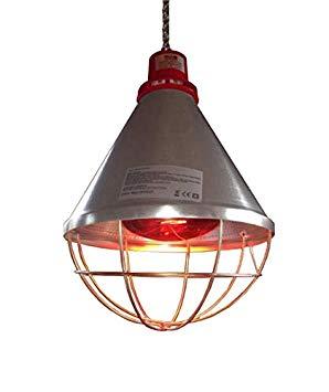 lampe chauffante
