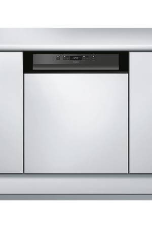 lave vaisselle encastrable avec bandeau
