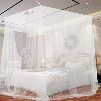 moustiquaire pour lit