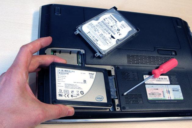 ordinateur portable ssd