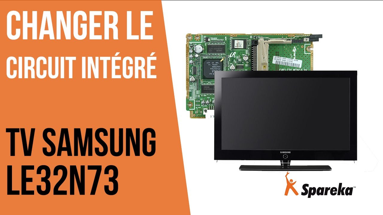 reparation tv samsung