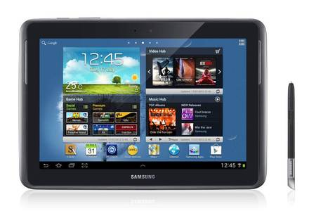 tablette samsung note