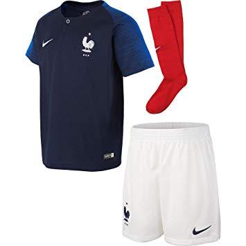 tenue de foot enfant