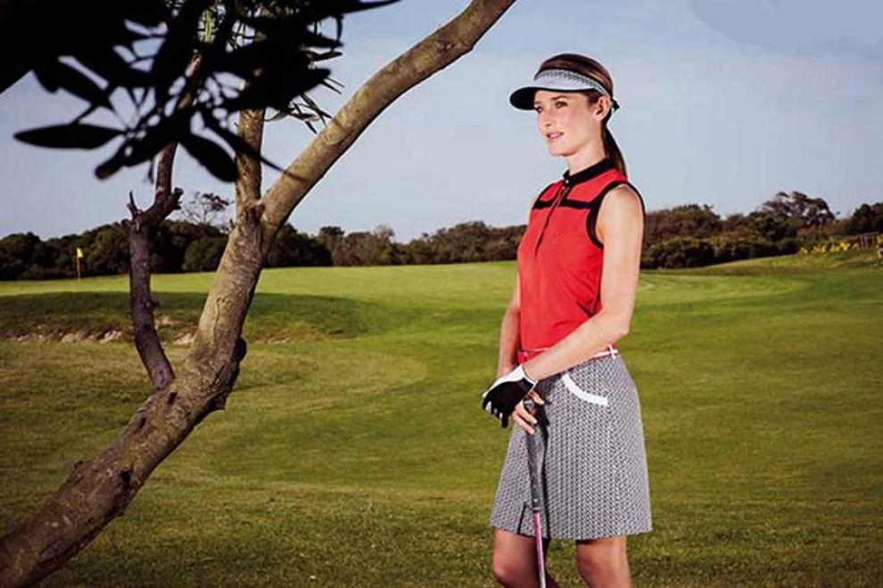 tenue de golf