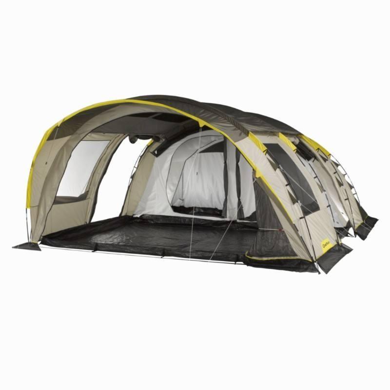 toile de tente 2 chambres