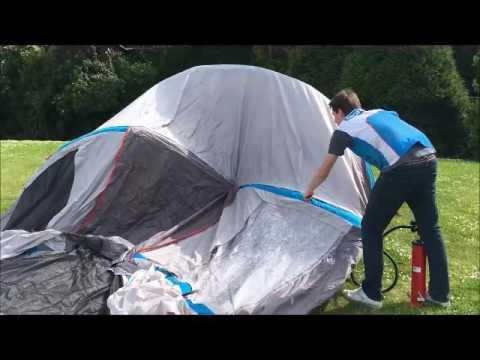 toile de tente gonflable