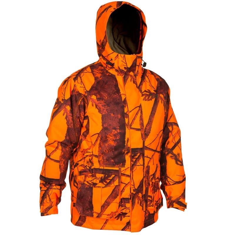 veste fluo chasse