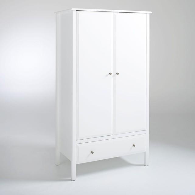 armoire blanche enfant