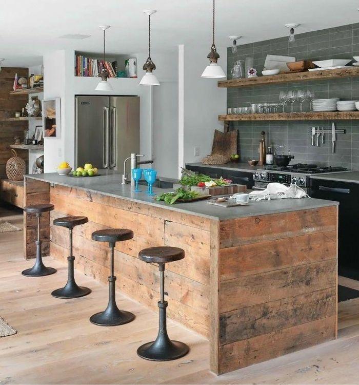 bar pour cuisine