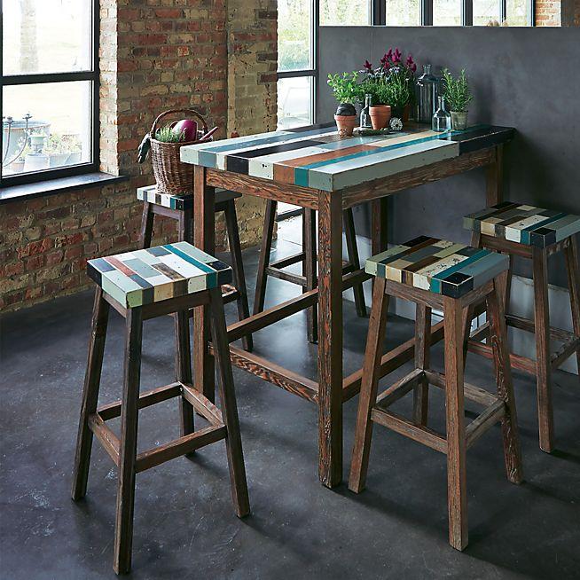 bar table haute