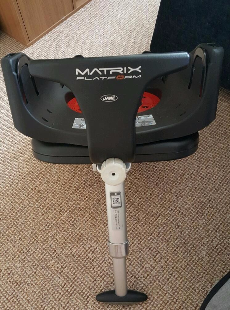 base isofix jane matrix light 2