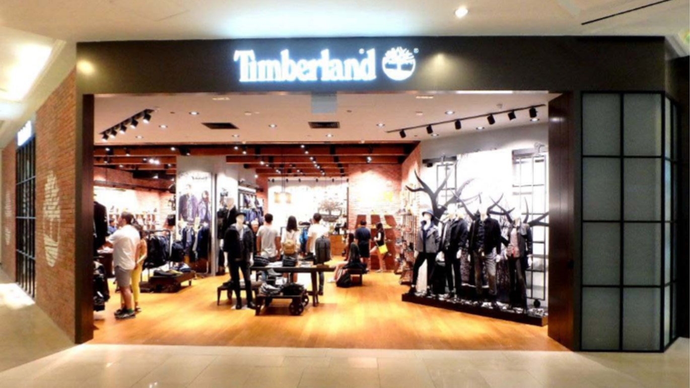 boutique timberland
