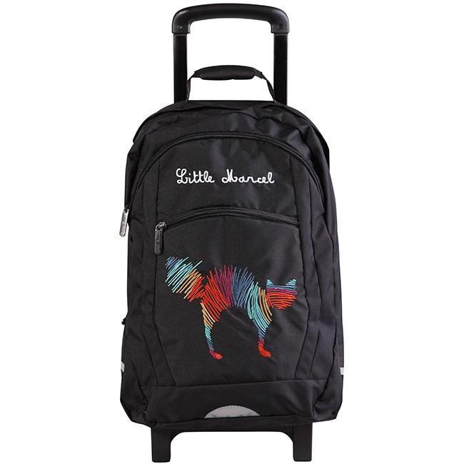 cartable a roulette little marcel