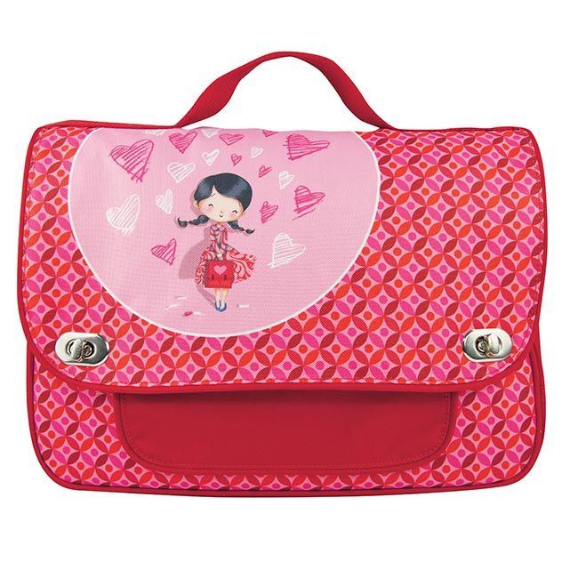 cartable fille maternelle