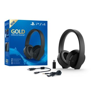 casque ps4 sony