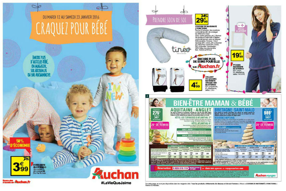 catalogue puericulture