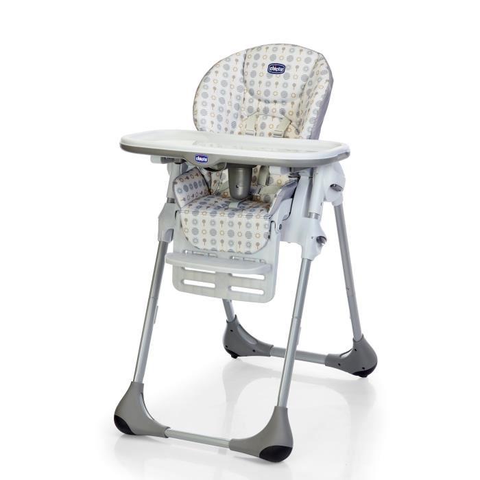 chaise haute polly