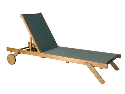 chaise longue bain de soleil