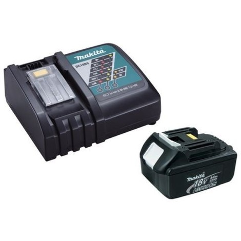 chargeur batterie makita
