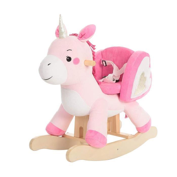 cheval bascule bebe