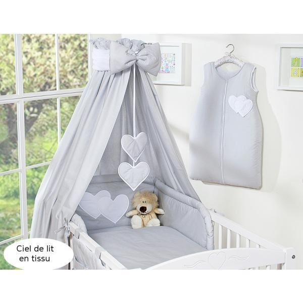 ciel de lit bébé