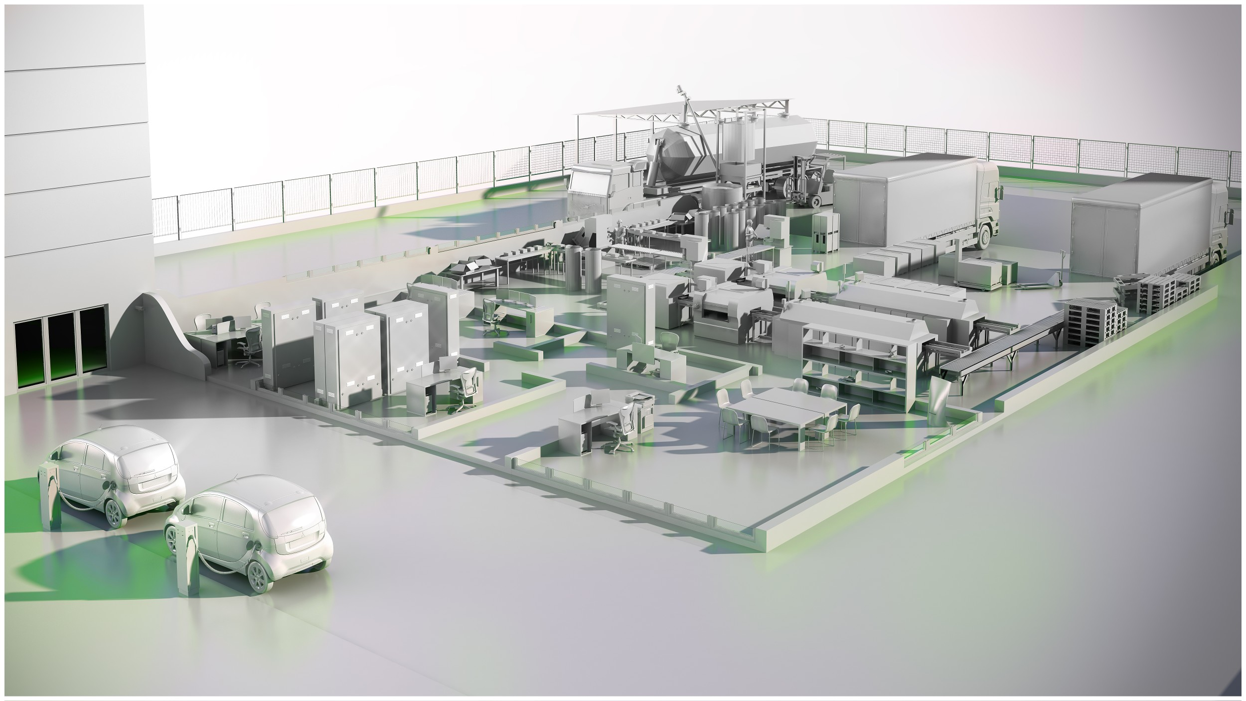 concept usine