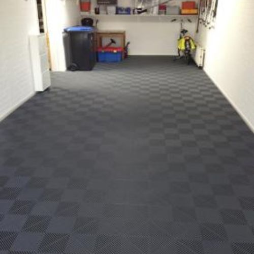 dalle clipsable garage