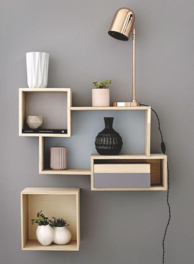 etagere salon