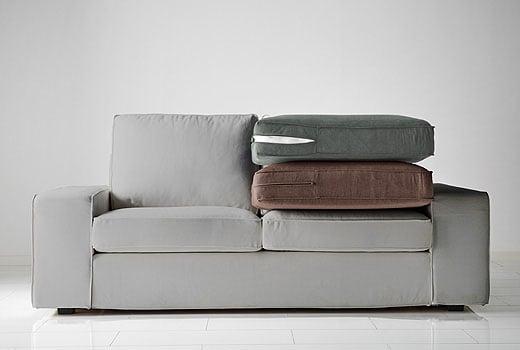housse de coussin pour canapé