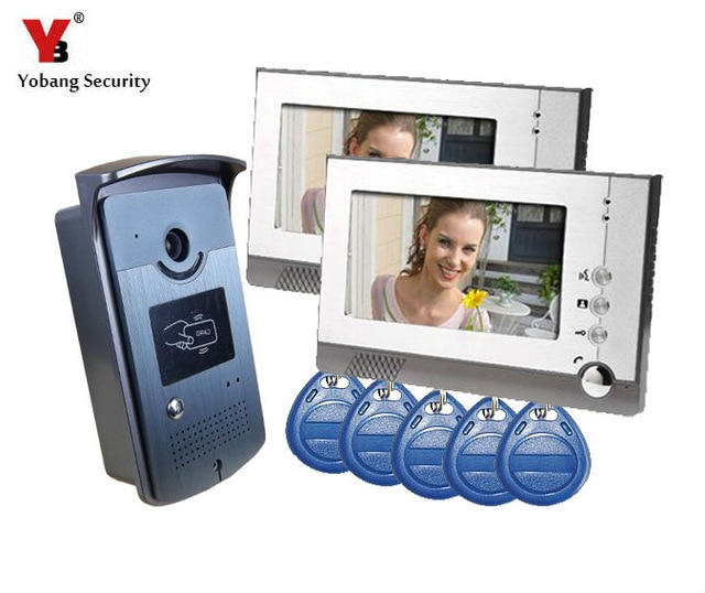 interphone video