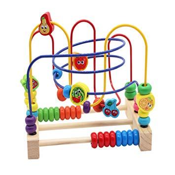 jeux en bois bébé