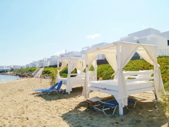 lit de plage
