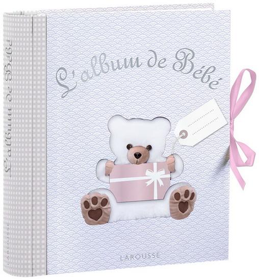livre souvenir bébé