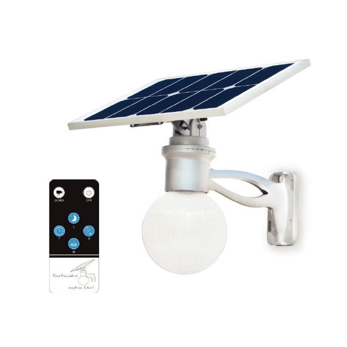 lumiere solaire exterieur