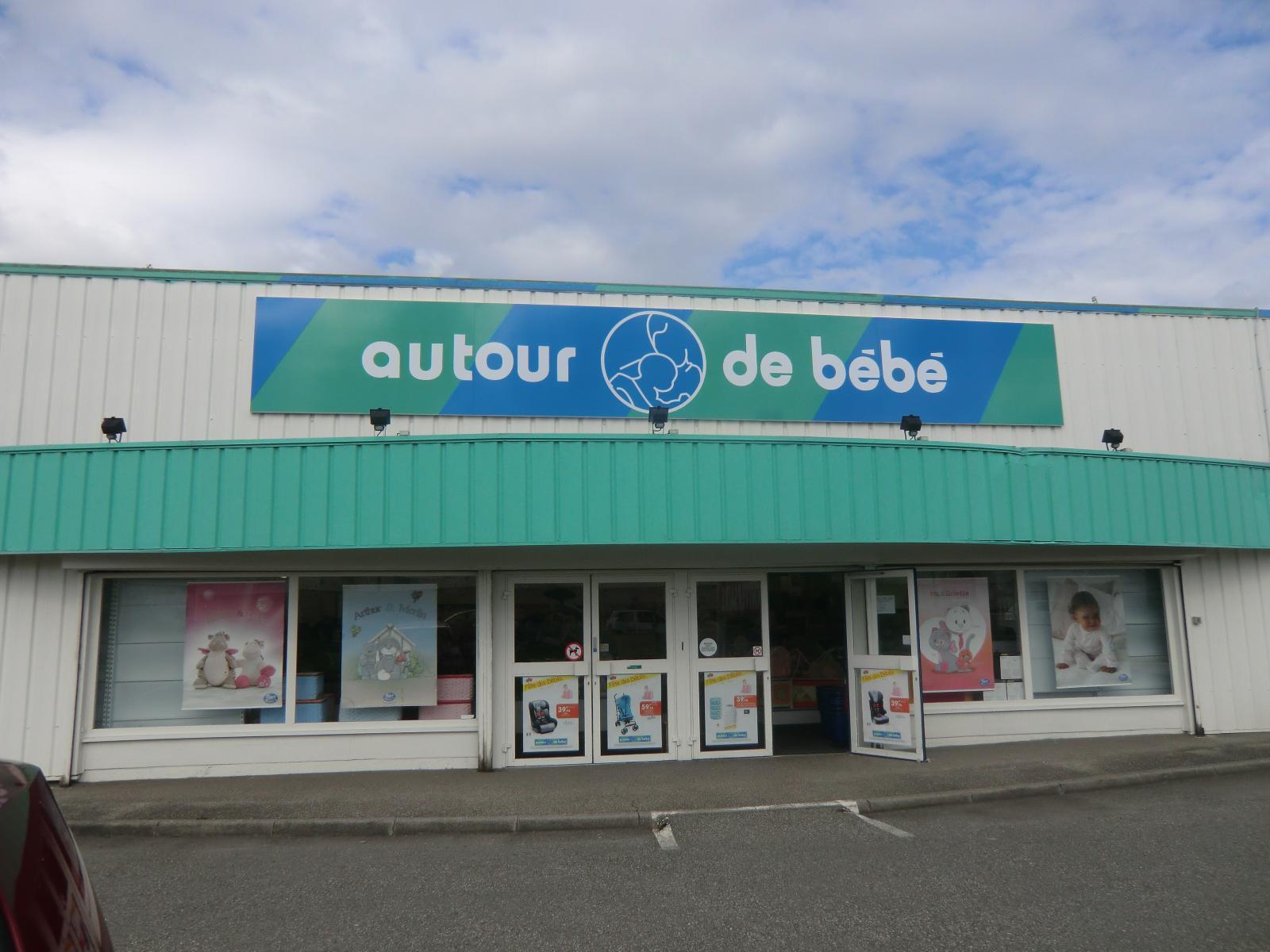 magasin bébé brest